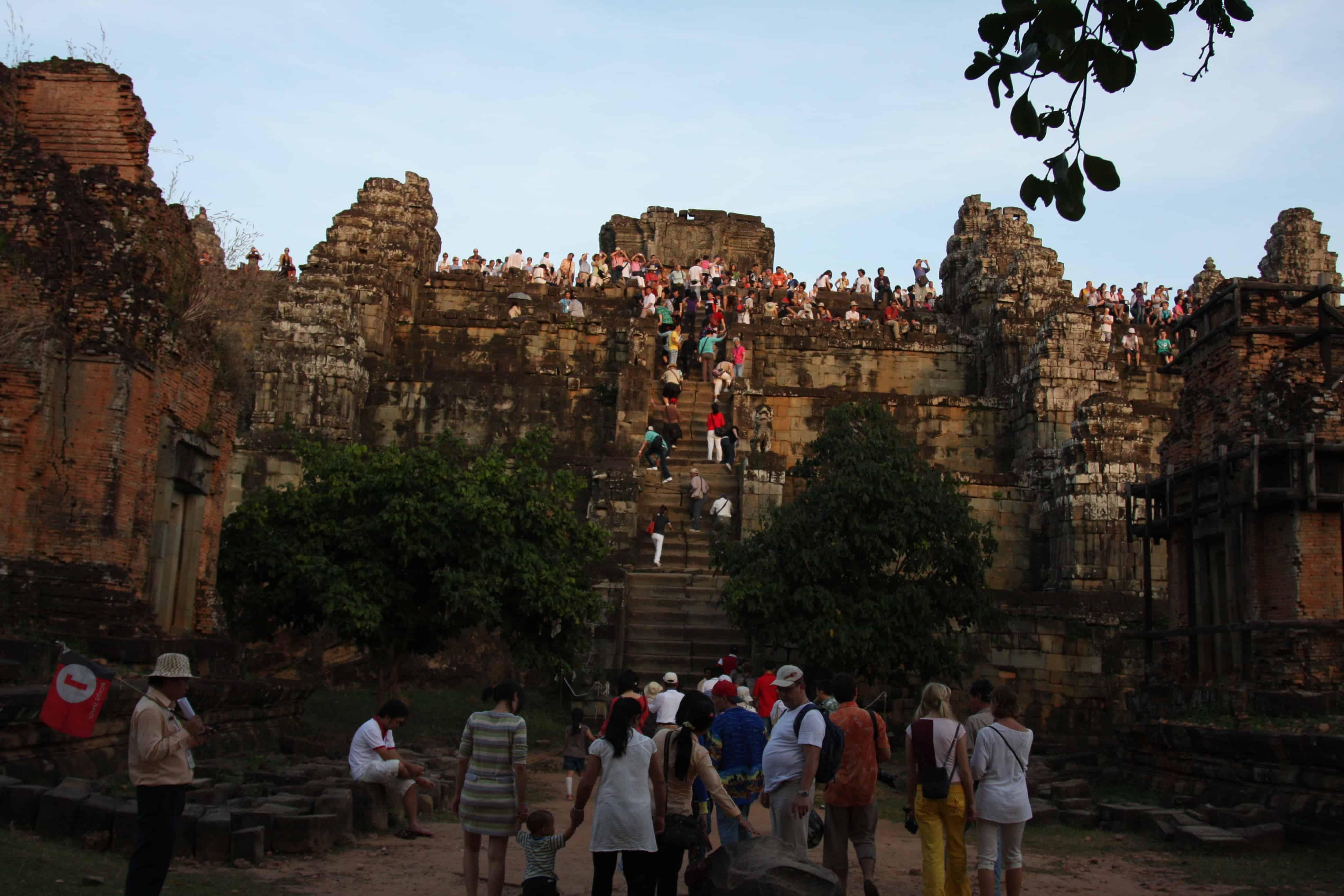 Angkors schönste Tempel