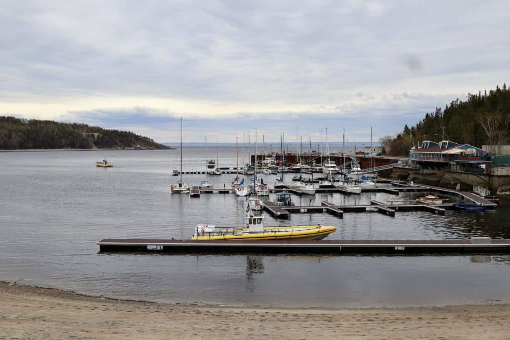 Kanada: Walbeobachtung in Québec