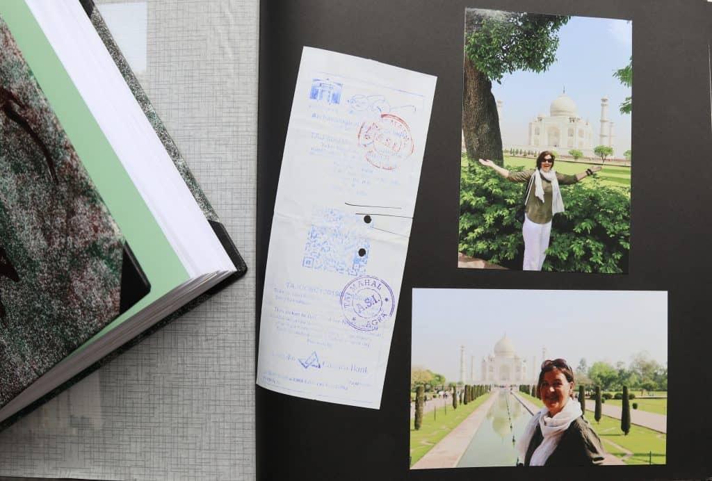 Reise DIY: Fotoalbum selbst gestalten