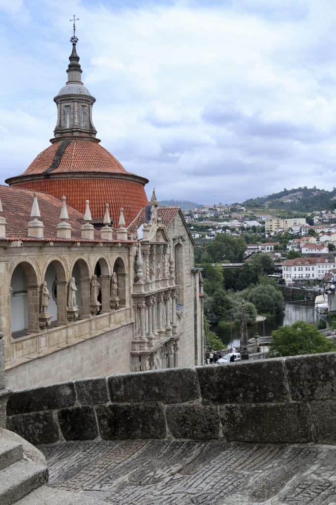 Straße der Romanik Spanien und Portugal