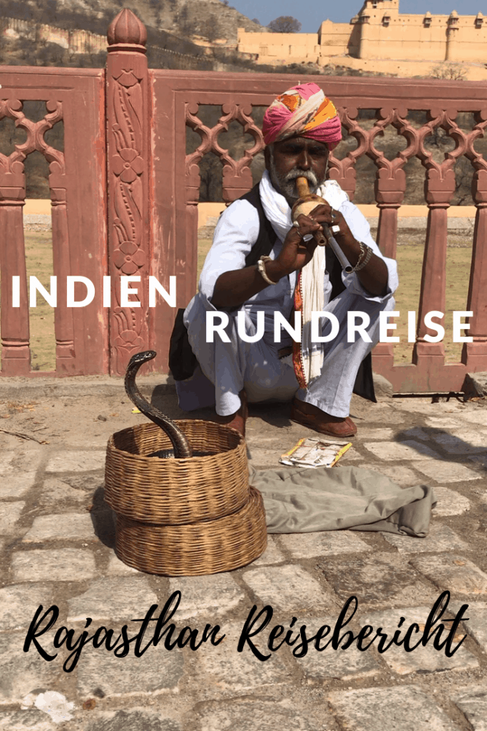 Indien Rundreise: Rajasthan Reisebericht