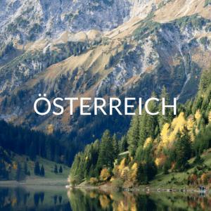 Roadtrip Österreich Rundreise