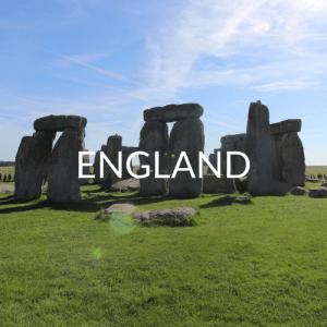 Roadtrip England Reisebericht Reiseverlauf