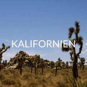 Roadtrip Kalifornien Rundreise