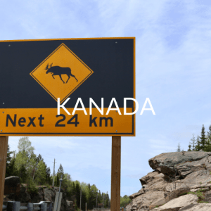 Roadtrip Kanada Rundreise