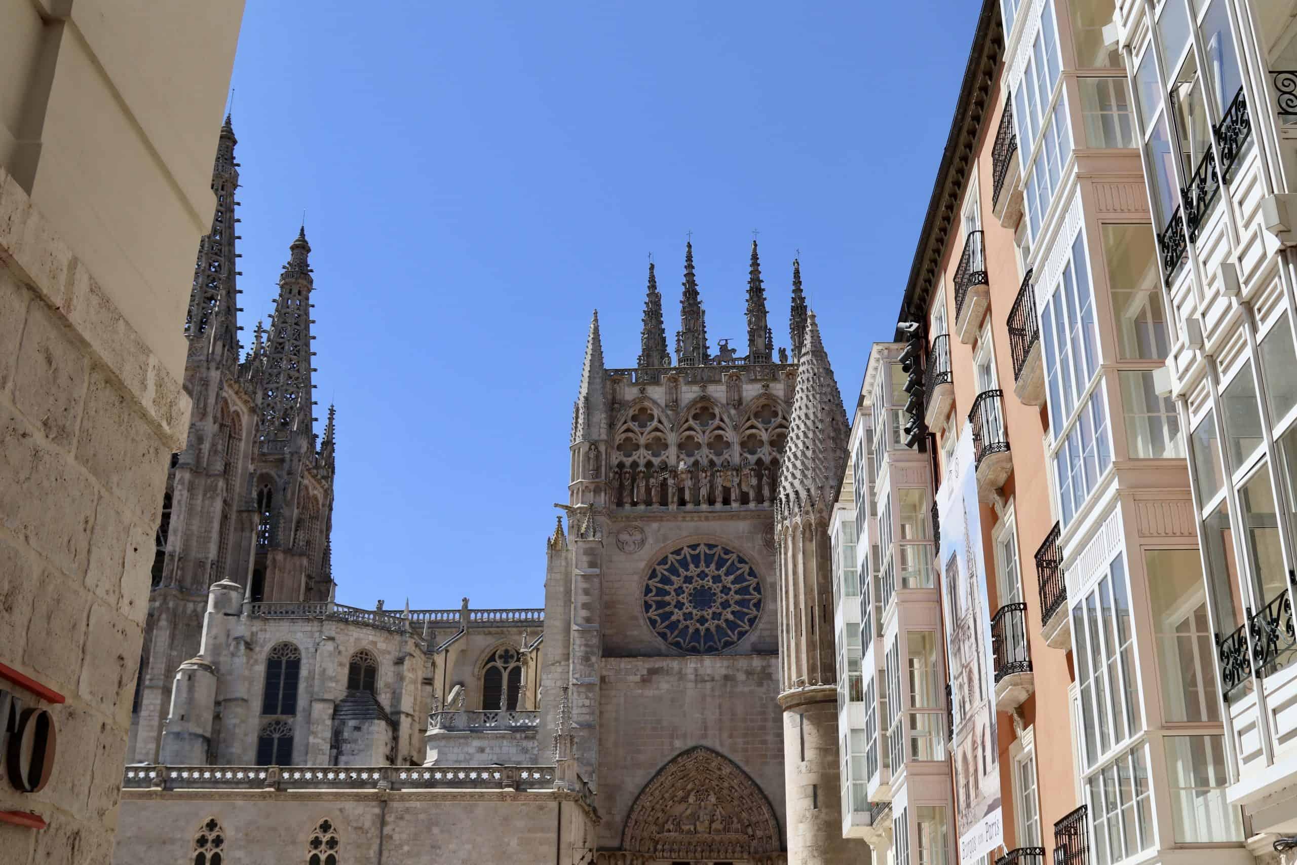 Burgos Sehenswürdigkeiten für einen Tag