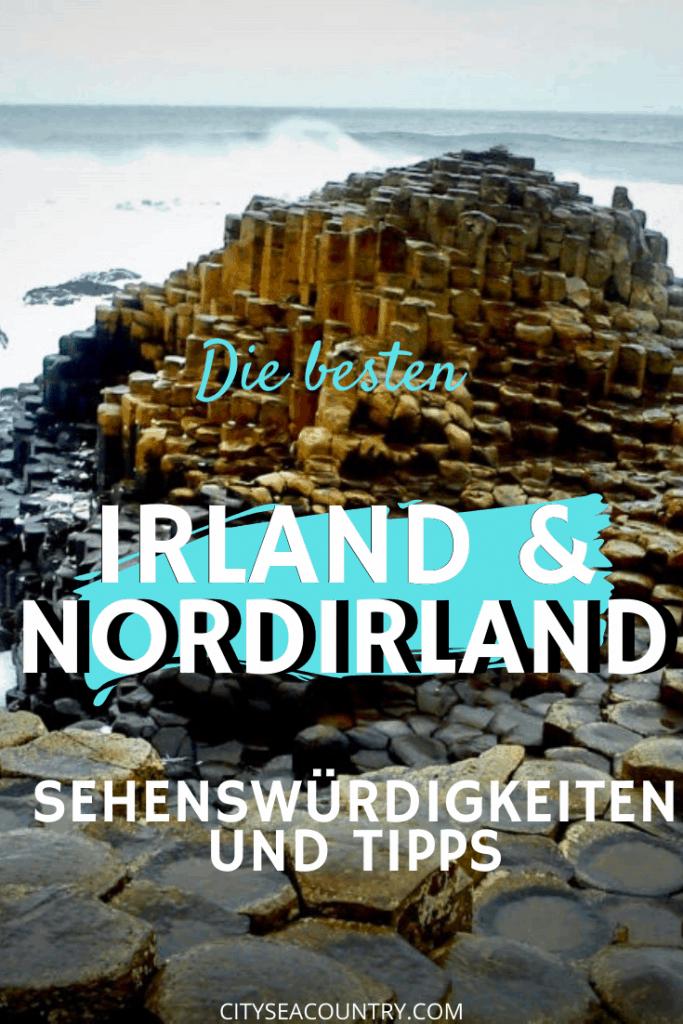 Sehenswürdigkeiten Irland + Nordirland: Dies sind die schönsten Orte und Plätze auf der grünen Insel