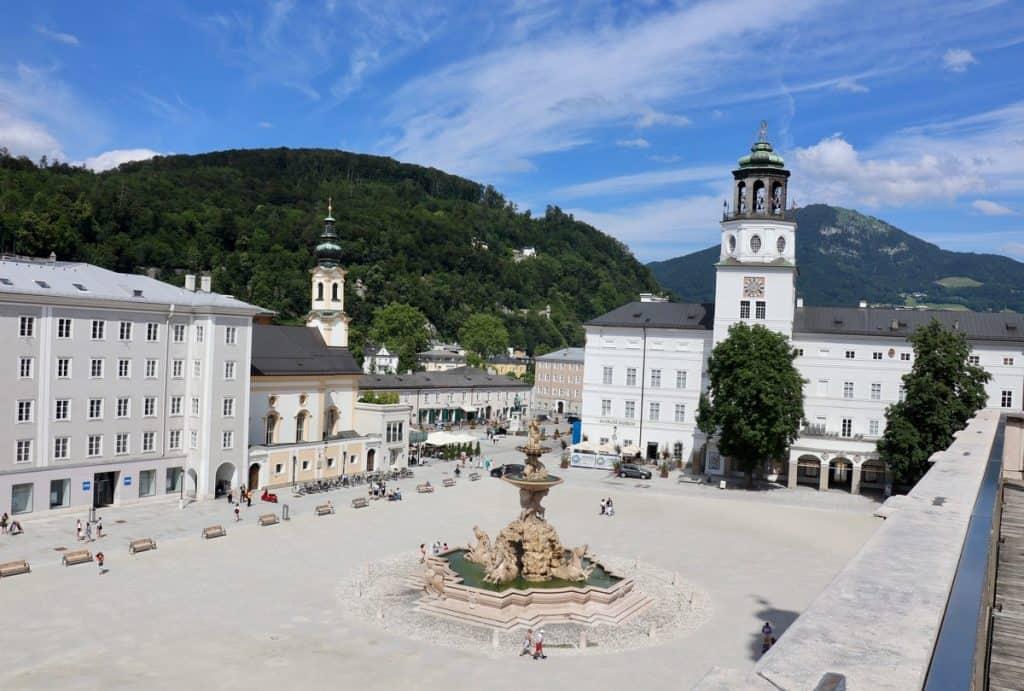 Aussichtspunkte Salzburg: Dies sind die schönsten Aussichten in und auf Salzburg Stadt