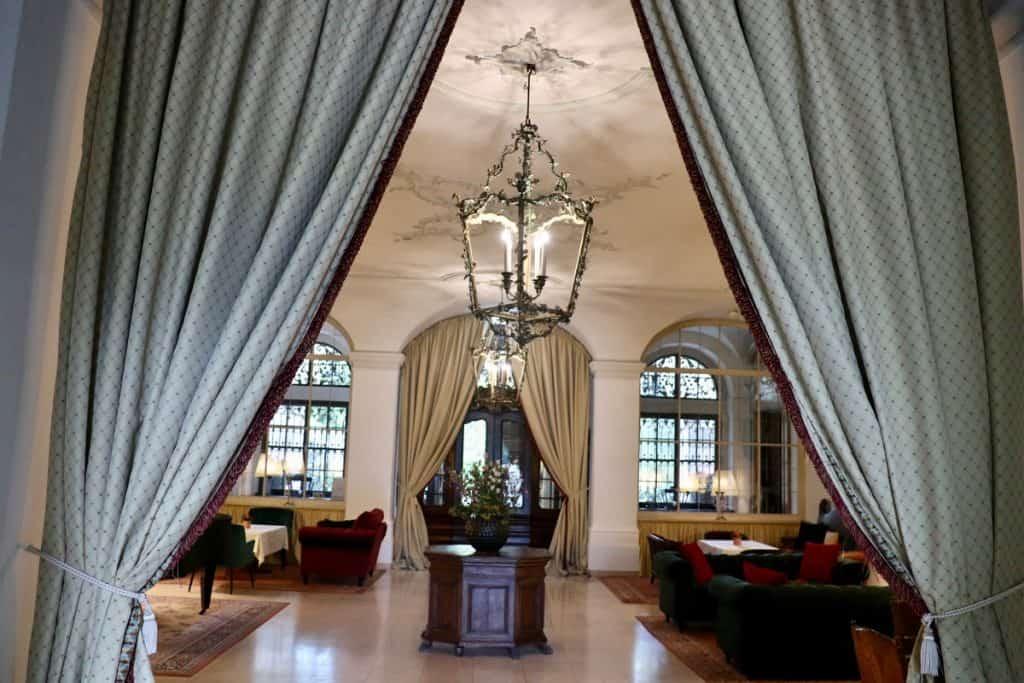 Außergewöhnlich übernachten im Schloss Hotel Schloss Leopoldskron